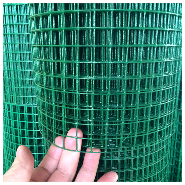 PVC coated welded mesh