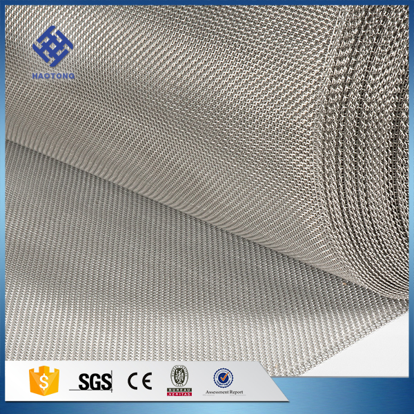 stainless steel square wire mesh