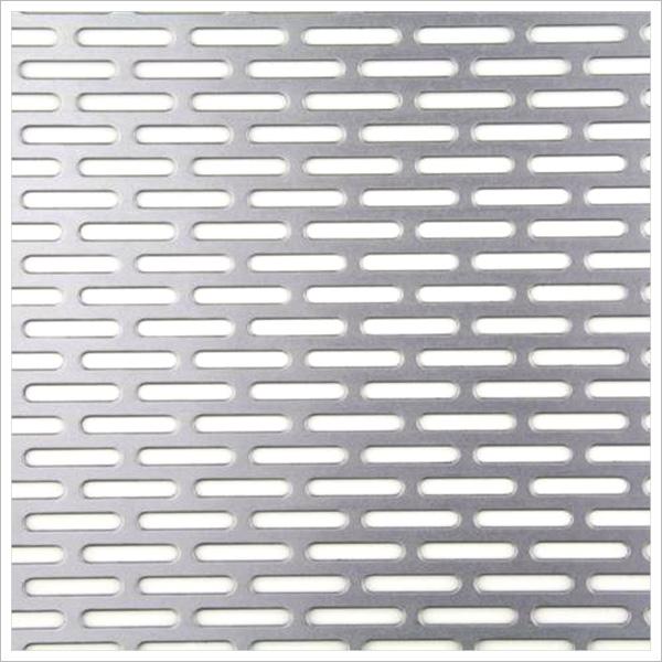 Aluminum Alloy Perforated Mesh